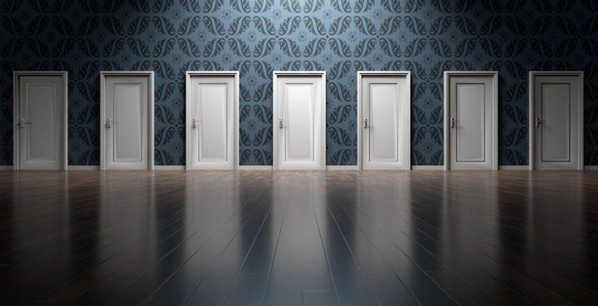 דלתות פנים מעוצבות - לשפץ את הבית מבלי להוציא הון
