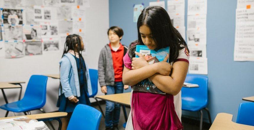 קשיים חברתיים אצל ילדים